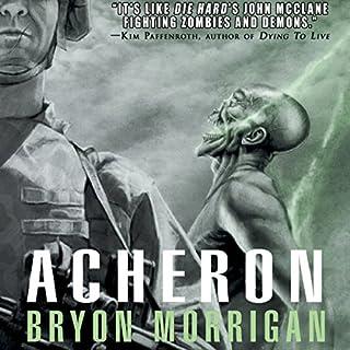 Acheron audiobook cover art