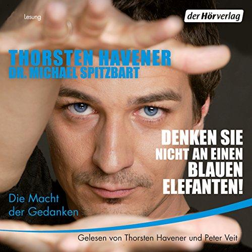 Denken Sie nicht an einen blauen Elefanten! audiobook cover art