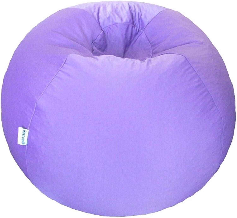 Boscoman - Stretchy Beanbag Chair - Purple (BOX A)