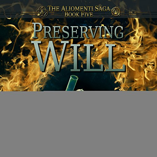 Preserving Will cover art