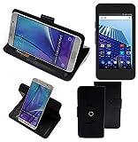 K-S-Trade® Handy Hülle Für Archos Access 45 4G Flipcase