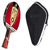 Sunflex Legend A50 - Juego de palas de ping pong y funda