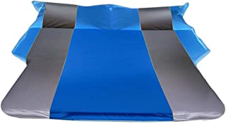 車中泊 マット カー エアーベッド スペースクッション シートフラットクッション エアマットレス 膨脹可能 オートエアーベッド Suv 旅行 キャンプ ハイキング インフレータブル カー ベッド 折りたたみ 睡眠 インフレータブルソファ 親密運動 用 4色選べる