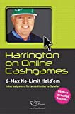 Harrington, D: Harrington on Online Cash-Games