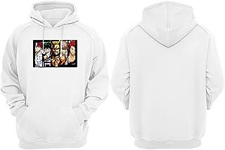 My Hero Academia hoodie1