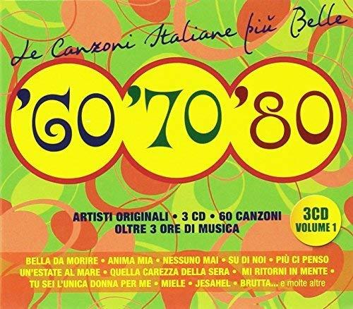 Anni '60 '70 '80 – Volume 1 (3 CD)