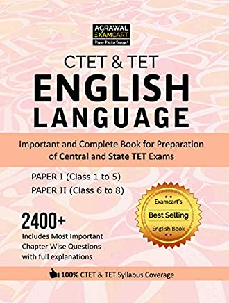 Amazon in: CTET and TETs Bhasha Hindi Paper 1 and 2