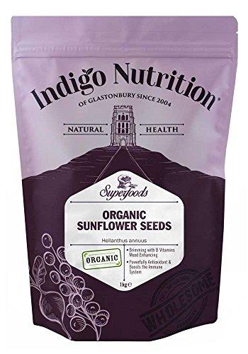 Indigo Herbs Bio Sonnenblumenkerne 1kg