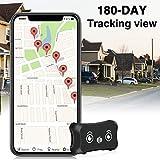 ENGERWALL 2020 New Upgraded Mini Dog GPS Tracker, Lifetime Free Multipurpose...