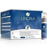 LINEAVI Sport, Nahrungsergänzungsmittel mit Vitaminen, Mineralstoffen und L-Carnitin, unterstützt den Zellschutz und das Elektrolytgleichgewicht, in Deutschland hergestellt, 30 Trinkampullen
