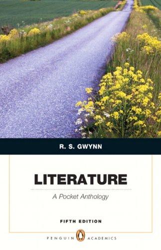 Literature: A Pocket Anthology (Penguin Academics Series) (5th Edition)