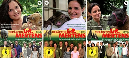 Staffel 1-3 (12 DVDs)