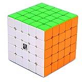 LiangCuber YongJun YuChuang V2 M 5x5 Magnetic Speed Cube Stickerless YJ YuChuang 2M 5x5x5 Puzzle Cube Magic