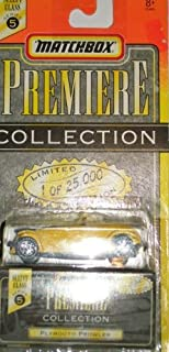Matchbox Premiere Collection Dodge Viper RT/10 Series 5