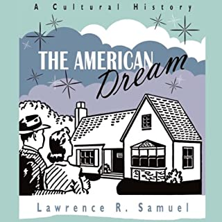 The American Dream audiobook cover art