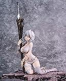Koki Code Vein Figure Statue Multicolor