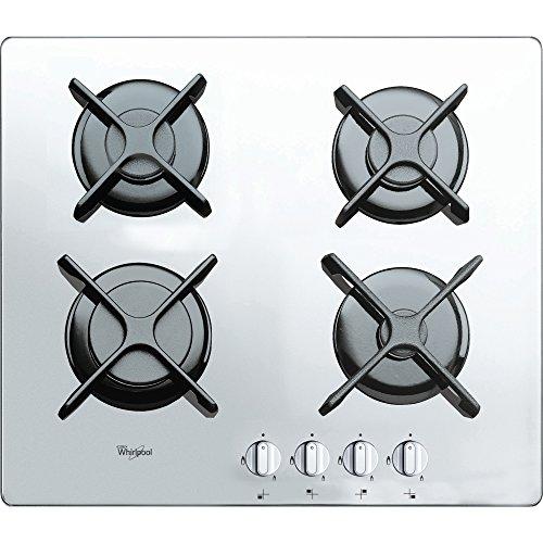 Whirlpool AKT 6400 WH Kochfeld/Ceran, Gas, Weiß