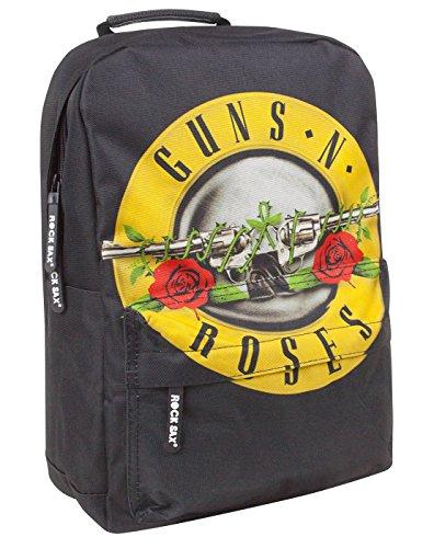 Rock Sax Guns N Roses Classic Logo Backpack