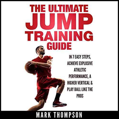 Jump Training: The Ultimate Jump Training Guide audiobook cover art