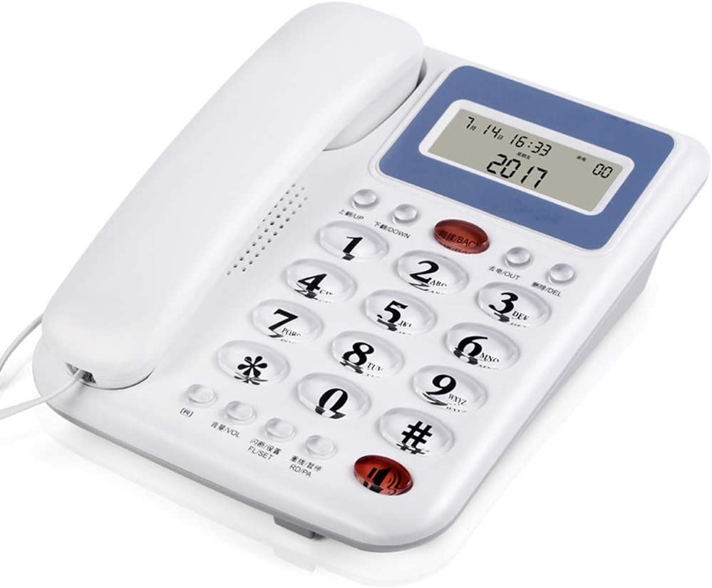PHONE Wired Business Landline Office Classic Fixed Tra Telephone ...