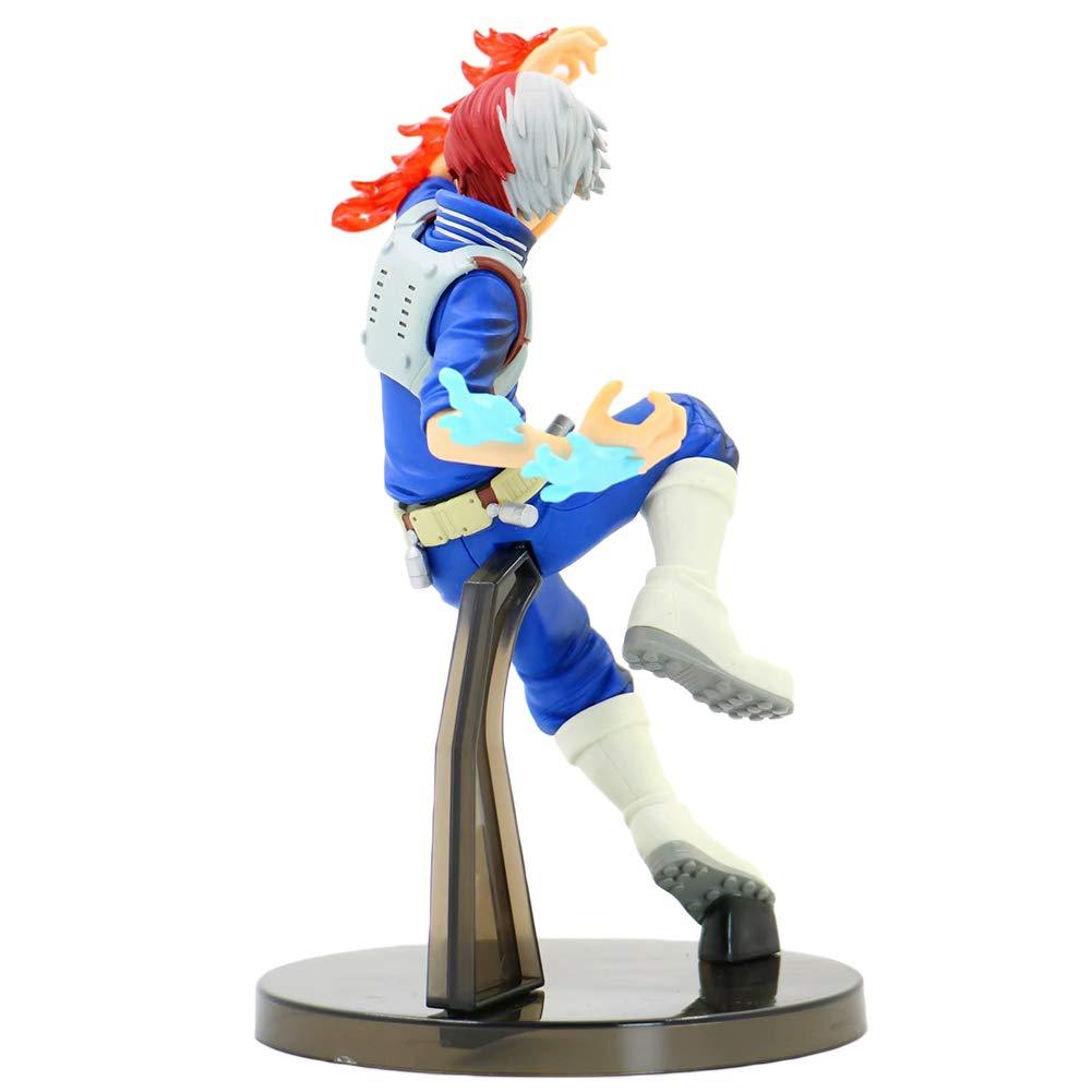 Bakugou idea regalo Shoto Figura de acci/ón de Alt compluser My Hero Academia de PVC Todoroki Todoroki Shoto Katsuki pvc 15 cm