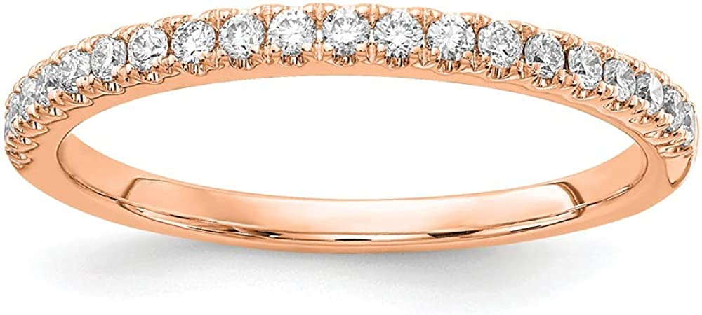 14k Rose Gold Lab 2021 autumn and winter new Grown Diamond Vs si E Wedding Super sale period limited 1 Ring F B D 4ct