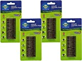 All natural treats Specifically made for the Bristle & Bouncy Bone Refills contain 16 rings Rawhide based Pack of 4