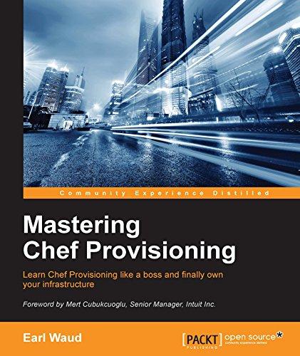 Mastering Chef Provisioning