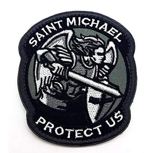 Polizeimemesshop St.Michael Textilpatch
