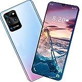XIONGSHI Smartphone à écran de 7,5 Pouces 12 + 512 mémoire, déverrouillage par Empreinte Digitale arrière, Double Carte Double Veille, Plein écran HD, caméra de Levage