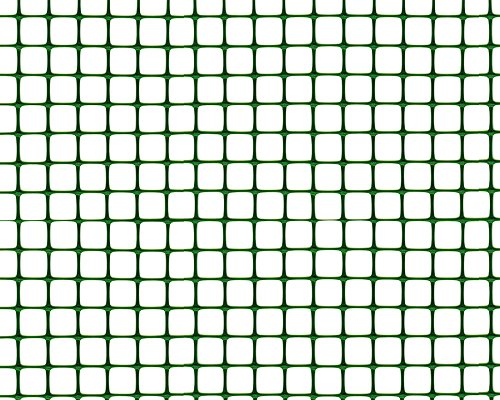 Tenax 06800 Grillage Plastique Vert 1 x 10 m