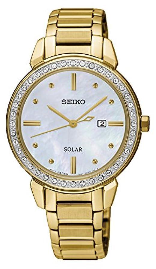 協同否定するペレット[セイコー] SEIKO 腕時計 ソーラー クオーツ 海外モデル SUT330P1 レディース [逆輸入品]