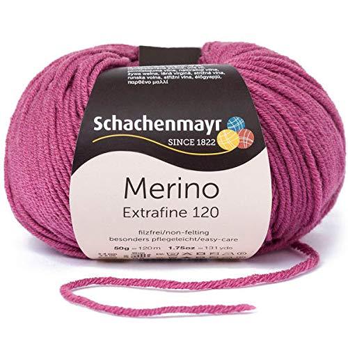 Schachenmayr Handstrickgarne Merino Extrafine 120, 50g Nostalgy