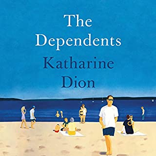 The Dependents audiobook cover art