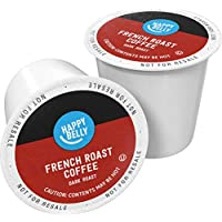 100-Count Happy Belly Dark French Roast Coffee Pods