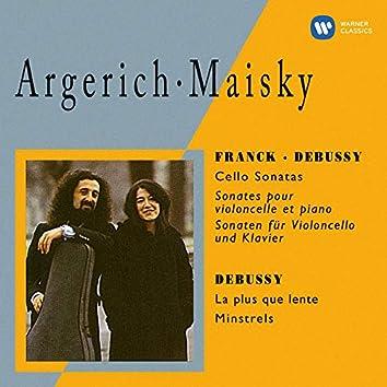 Franck & Debussy: Cello Sonatas