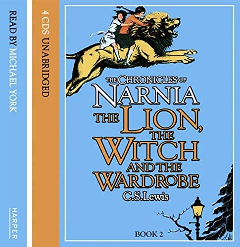 The Lion, the Witch and the Wardrobe (The Chronicles of Narnia, Band 2)
