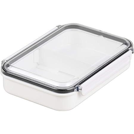リバティーコーポレーション 弁当箱 ホワイト 1000ml NEW Style ランチボックス 保存容器 日本製 LD-10