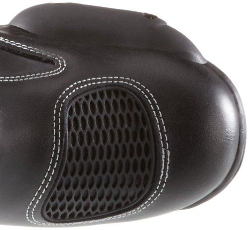 Protectwear SB-03203-43 Motorradstiefel, Allroundstiefel, Sportstiefel aus Leder, Größe 43, Schwarz - 8