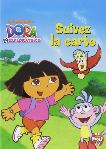 Dora l'exploratrice - Vol. 1 : Suivez la carte [Francia] [DVD]