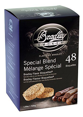 Bradley Smoker BTSB48 Special Blend Bisquetten 48 Pack