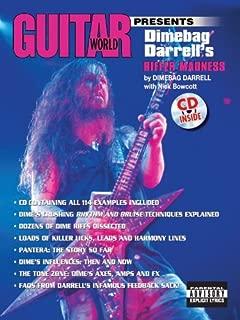 By Dimebag Darrell Guitar World Presents: Dimebag Darrell's Riffer Madness (Pap/Com)