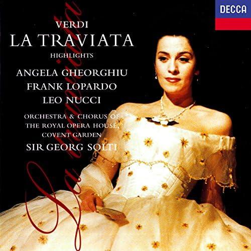 Sir Georg Solti, Angela Gheorghiu, Frank Lopardo, Leo Nucci, Chorus of the Royal Opera House, Covent Garden & Orchestra of the Royal Opera House, Covent Garden