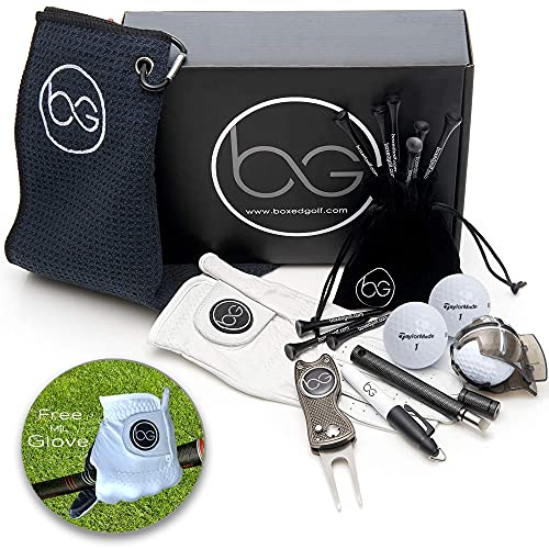 Signature Golf Gift Set - Premium Golfing Accessories for Golf Lovers