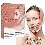 V-Linie Maske, V-line Lifting Mask, Face-Lifting Maske, für Frauen Beseitigt Schlaffes Hautlifting Straffendes Anti-Aging