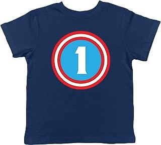 Superhero One Year Old Toddler T-Shirt
