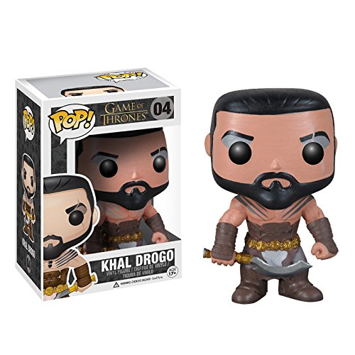Game Of Thrones Khal Drogo Vinyl Figure