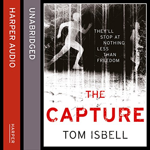 The Capture audiobook cover art