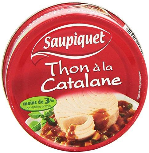 Saupiquet Thon à la Catalane 252 g
