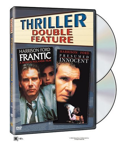 Frantic [Alemania] [DVD] ⭐
